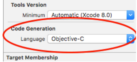 objective c legacy swift issue